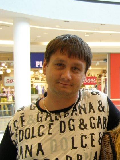 Потапов Андрей, село «Кадницы»