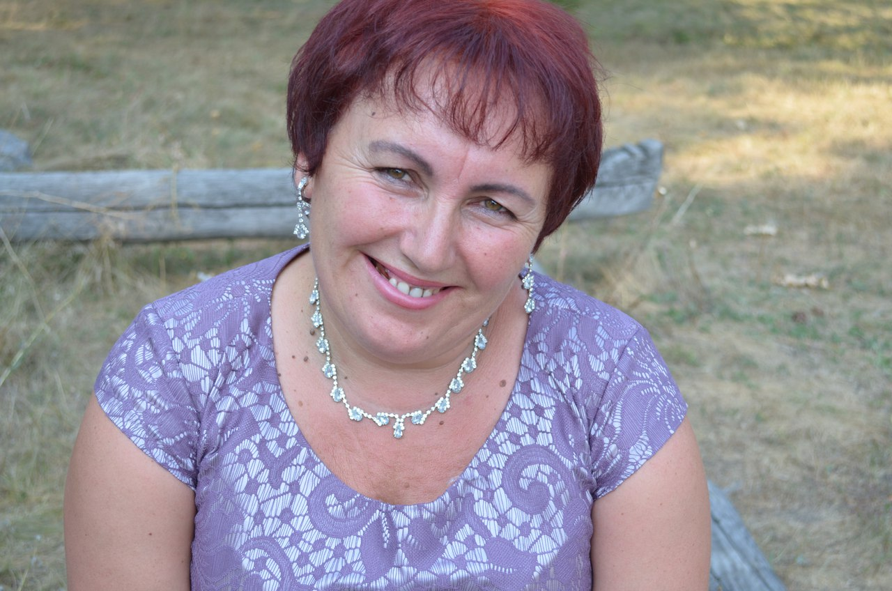 Валентина Селищева, село «Безводное»