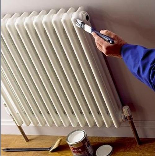 Как правильно окрашивать радиаторы отопления?
