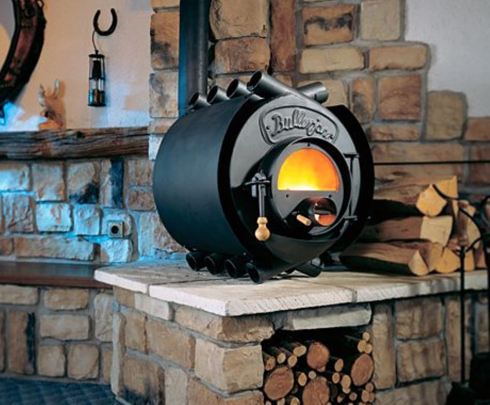 Как топить печь булерьян?