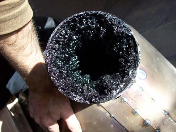 Как прочистить дымоход газового котла