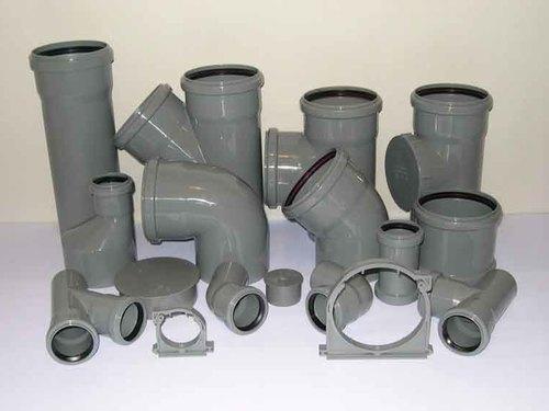 Виды фитингов для канализации
