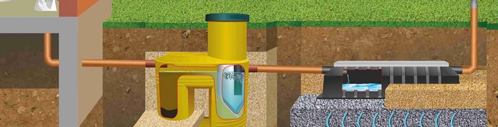 Компания ООО Гольфстрим выполняет монтаж труб канализации в Нижнем Новгороде и Нижегородской области