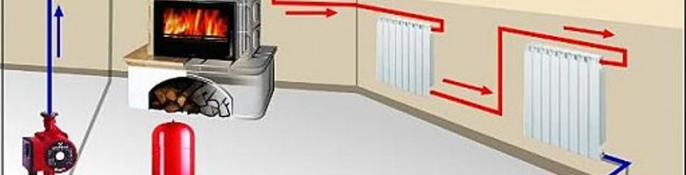 Различные виды отопления в частном доме в Нижнем Новгороде и Нижегородской области