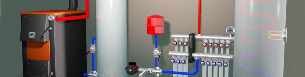 Система воздушного отопления и другие системы отопления в Нижнем Новгороде и Нижегородской области