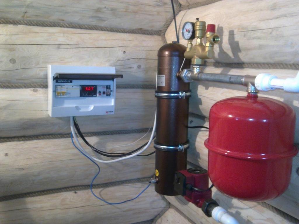 Индукционные системы отопления дома
