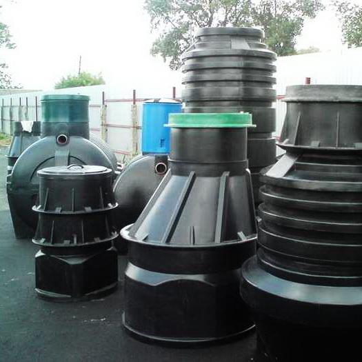 Преимущества канализационных колодцев из пластика