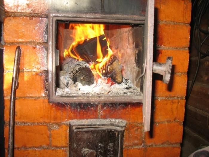 Меры пожарной безопасности при печном отоплении