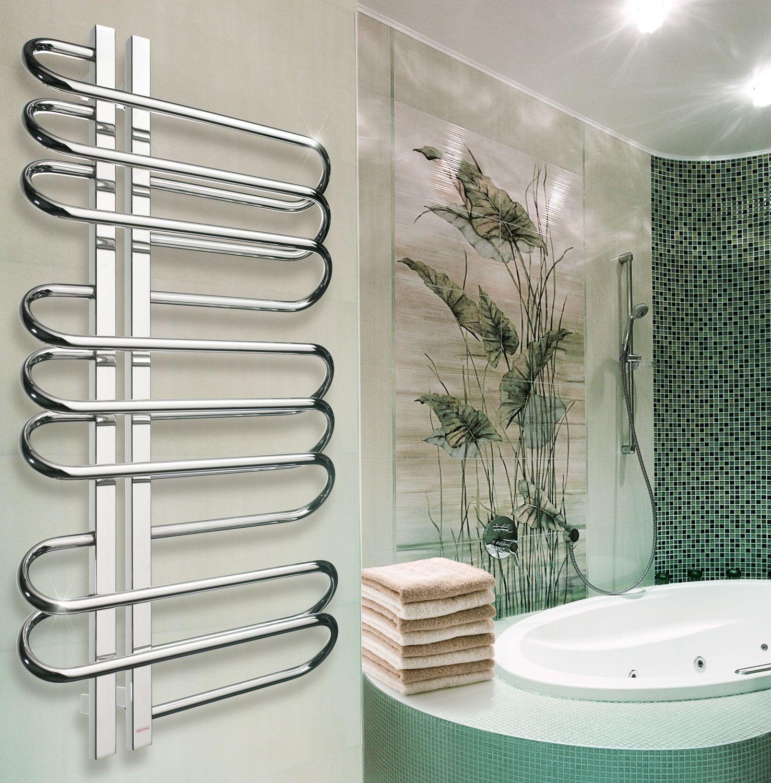Как выбрать водный полотенцесушитель?