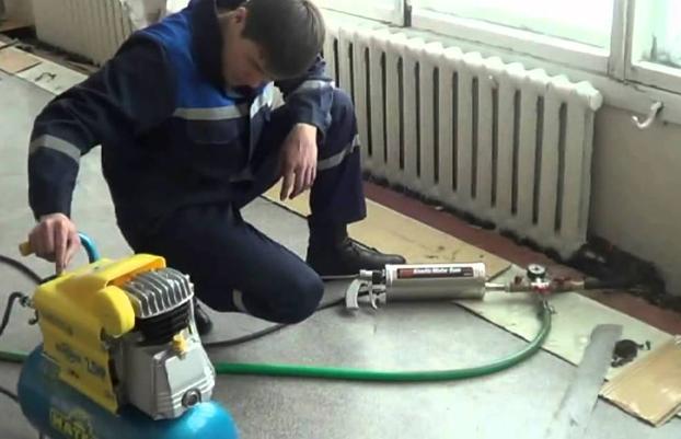 Как провести чистку системы отопления?