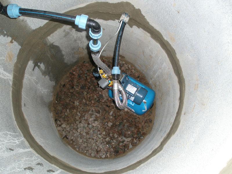 В скважине мало воды: что делать?