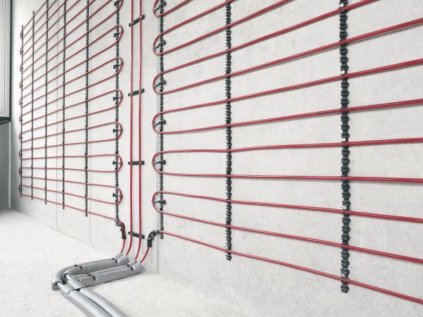 Водяные теплые стены: необычный способ отопления