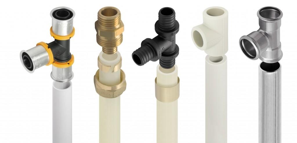 Из каких материалов изготавливают отопительные трубы?