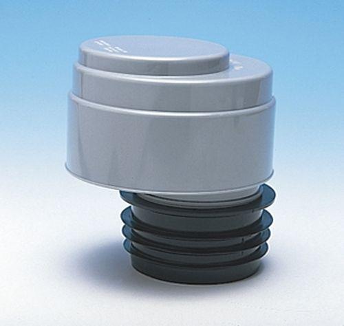Как установить канализационный вакуумный клапан?