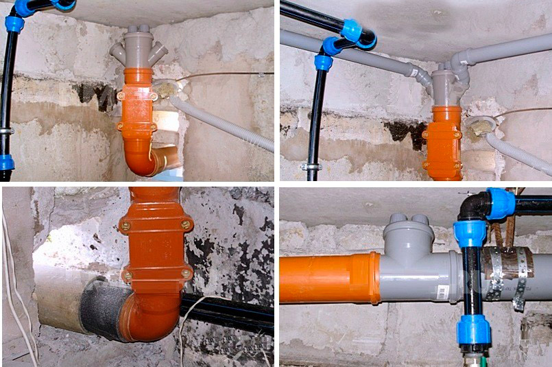 Запах канализации в доме: как его избежать?