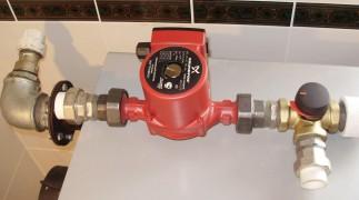 Как подобрать циркуляционный насос для отопления в Нижнем Новгороде фото 1