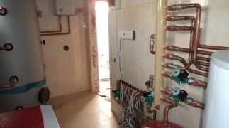Воздушное отопление частного дома фото 2