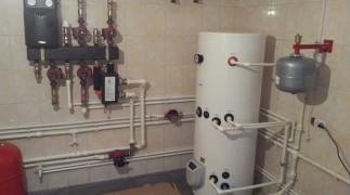 Воздушное отопление частного дома фото 3