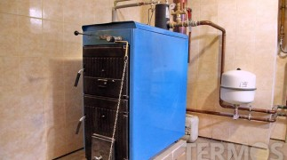 Твердотопливные котлы отопления в Нижнем Новгороде фото 3