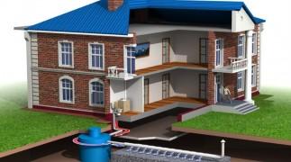 Система канализации в частном доме в Нижнем Новгороде фото 1