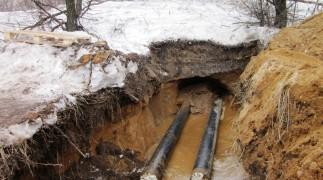 Прокладка наружной канализации в Нижнем Новгороде фото 2