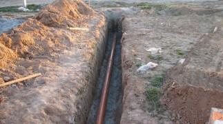 Прокладка наружной канализации в Нижнем Новгороде фото 3