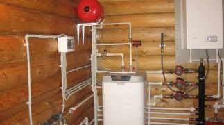 Система воздушного отопления и другие системы отопления в Нижнем Новгороде и Нижегородской области фото 1