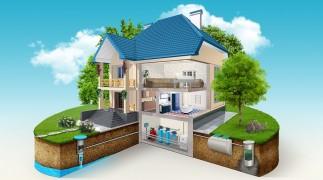 Водоснабжение частного дома в Нижнем Новгороде и Нижегородской области фото 1