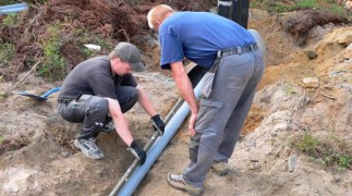 Монтаж систем канализации в частном доме по самым низким ценам в Нижнем Новгороде и Нижегородской области фото 2
