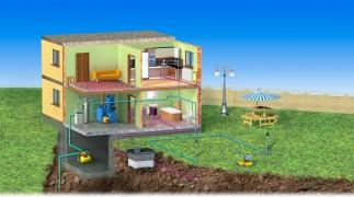 Организация водоснабжения загородного дома, коттеджа в Нижнем Новгороде и Нижегородской области фото 3