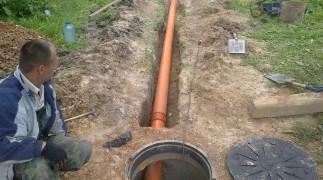 Монтаж систем канализации в частном доме по самым низким ценам в Нижнем Новгороде и Нижегородской области фото 3