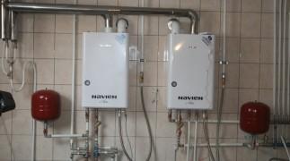Установка котлов отопления в Нижнем Новгороде и Нижегородской области фото 3