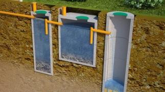 Автономная канализация под ключ в Нижнем Новгороде и Нижегородской области фото 1