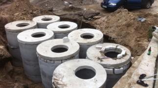 Устройство наружных сетей канализации в Нижнем Новгороде и Нижегородской области фото 1