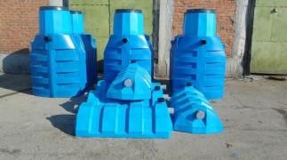 Самый популярный вид очистного оборудования – септик (Нижний Новгород и Нижегородская область) фото 1