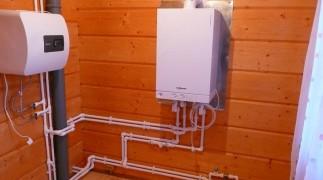 Как устроить отопление дачи в Нижнем Новгороде и Нижегородской области  фото 1