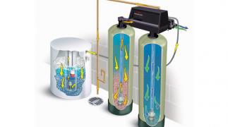 Умягчители воды, фильтры для смягчения водопроводной воды в Нижнем Новгороде и Нижегородской области фото 2