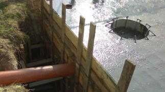 Канализация на даче под ключ в Нижнем Новгороде и Нижегородской области фото 2