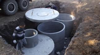 Септик из бетонных колец в Нижнем Новгороде и Нижегородской области фото 2