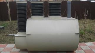 Септик на даче – главное условие комфорта (Нижний Новгород и Нижегородская область) фото 2